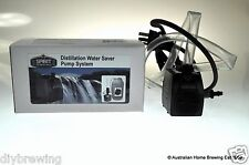 Distillation Water Saver Pump spirit making home brew Turbo 500 Reflux still