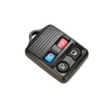 Remote Key Replacement Shell Keyless Entry FOB Case 4 Button Pad For Ford J0