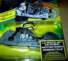 Batman Forever Robin's Motorcycle figure MOC Kenner 1990's NEW MIB