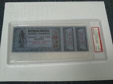 7/52 Democratic Chicago Stevenson National Convention Ticket PSA