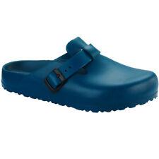 Birkenstock Boston EVA Clogs Pantoletten Sandale navy 127113 Weite schmal