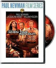 When Time Ran Out... (DVD, 2009) (CUT UPC)