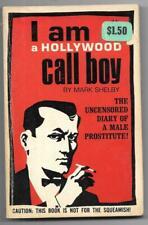 I Am A Hollywood Call Boy 1965 Vintage Adult Erotic Brandon House Sleaze Gay