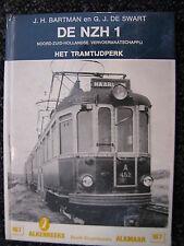 De Alk De NZH 1 Het Tramtijdperk Bartman / de Swart (Nederlands) #167