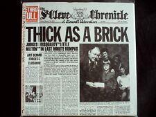 Jethro Tull - Thick As A Brick Japan Mini LP OBI New TOCP-65883