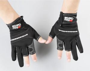 ABU GARCIA Neoprene Fishing Gloves (3 Sizes)Spinning Predator 1ST CLASS POSTAGE
