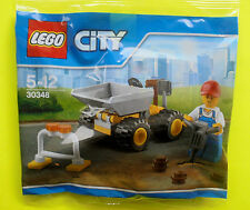Lego City 30348 Mini Dumper Ovp Polybag Neu 2016