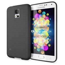 Samsung Galaxy S5 S5 Neo Hülle Handyhülle von NICA Cover Case Punkte Schutzhülle