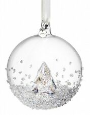 SWAROVSKI #5004498 CHRISTMAS BALL ORNAMENT first ANNUAL EDITION 2013,NEW IN BOX!