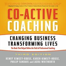 6 CD  Co-Active Coaching Third Edition : Changing Business Transforming Lives