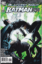 BLACKEST NIGHT BATMAN #1 VF/NM