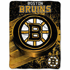 Blanket Boston Bruins NHL Fan Apparel & Souvenirs