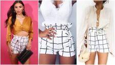 Short 3-7 in. Inseam Regular Tailored Shorts for Women