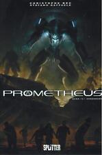 Prometheus 12, Splitter