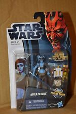Hasbro Star Wars The Clone Wars Aayla Secura CW14