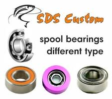 FOR HAIBO BAITCASTING REELS SPOOL BEARINGS DIFFERENT TYPE