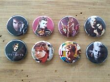 "8 1"" Lost Boys pinback badges buttons"
