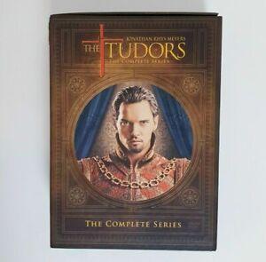 The Tudors Season 1 2 3 4 Complete Series DVD Box Set Region 4 Free Postage