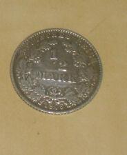Gute 1/2 Markmünzen aus dem Deutschen Kaiserreich (1905-1919)