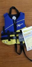 Xps New Child Life Jacket Vest Coast Guard Flotation Device 30-50 lbs Type 3