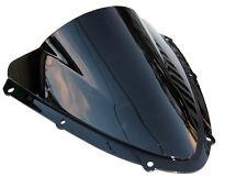 Bulle double courbure SUZUKI GSXR 600 750 2008 2009 2010 noir WINDSCREEN black