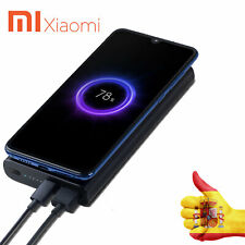 XIAOMI WIRELESS POWER BANK 10000MAH 10W CARGA RÁPIDA INALÁMBRICO SMARTPHONES