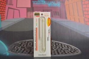 Touch Pen Leash IRODORI For New Nintendo 3DS XL Ll (White/White)