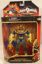 Power Rangers Mystic Force Mega Morphin Solaris Knight To Legendary Phoenix MISB
