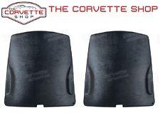 C3 Corvette Seat Back Pair 1970-1978 - Black or Dye to Match 20214