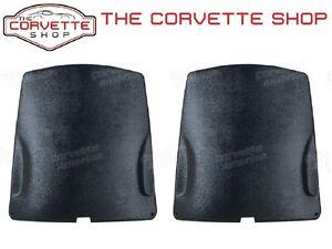 C3 Corvette Seat Back Pair 1970-1978 - Black or U Dye to Match 20214