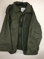 Alpha Industries Men's M-65 Field Coat, Olive Green, 5X-Large