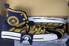 Converse All Stars Jimi Hendrix - Blue/Gold/Loop - Hi Top - Mens 4 - New In Box
