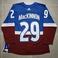 Colorado Avalanche 2020 NHL Stadium Series Authentic Adidas Jersey MACKINNON 50