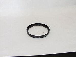 Used Dejur PX1 Macro Close-Up 49mm Lens Filter O32823