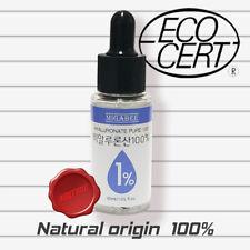 Facial Serum Pure 100% Hyaluronic Acid Face Anti Aging HA Collagen Booster Cream