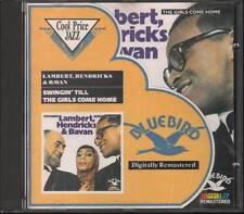 Lambert, Hendricks & Bavan CD Swingin' Till The Girls Come Home 0035628628220