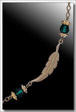 "Bracelet ""Féerie d'émeraude"""
