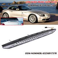 Für BMW Z4 E85 Roadster Dritte Bremsleuchte weiss 63256930246 weißes Licht