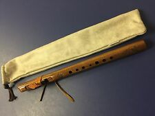 Chromatic Scale Native American Flute in G key, Innovated Instrument For All