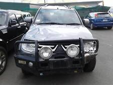 MITSUBISHI CHALLENGER GRILLE RADIATOR GRILLE, PC, 07/13- 13 14 15 16