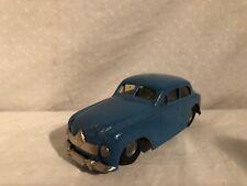 DUX Sedan 1950s RARE Tin Wind Up Toy Car Germany