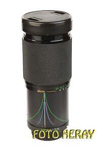 Soligor MC Zoom 28-200 mm für Pentax K, XXL Fotos anschauen 81197