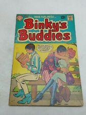 DC Comic Binky's Buddies No 1 P3g96