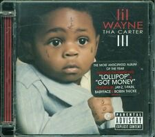 Lil Wayne - Tha Carter Hard Case Con Sticker Cd Ottimo