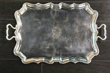 "Antique 1912 Herbert Lambert of London for Black Starr & Frost Tray 27.75""x17.5"""
