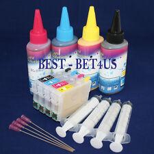 Non-oem Sublimation Refillable ink cartridge for Epson XP-415 XP-425 XP-422 18XL