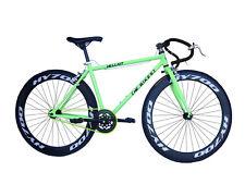 Fahrrad Singlespeed Fitnessbike Helliot. Fixie FIXED GEAR.