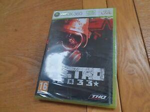 Metro 2033 Xbox 360 UK PAL game
