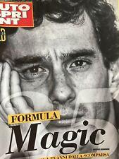 AutoSprint Gold Collection 2019 3.Ayrton Senna