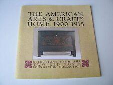 The American Arts and Crafts Home 1900-1915 Leepa Rattner Museum of Art Program